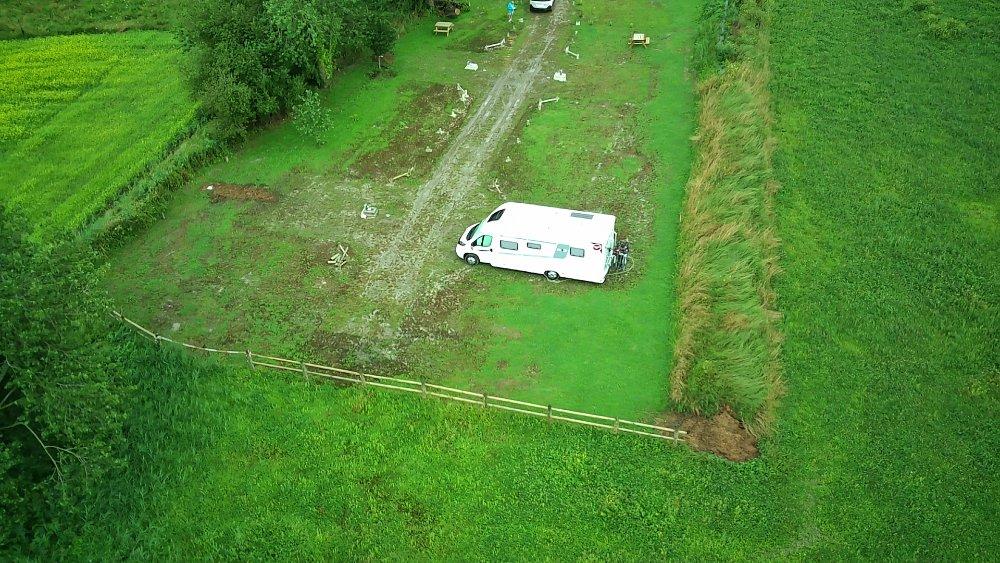 Aire camping-car à Créances (50710) - Photo 5